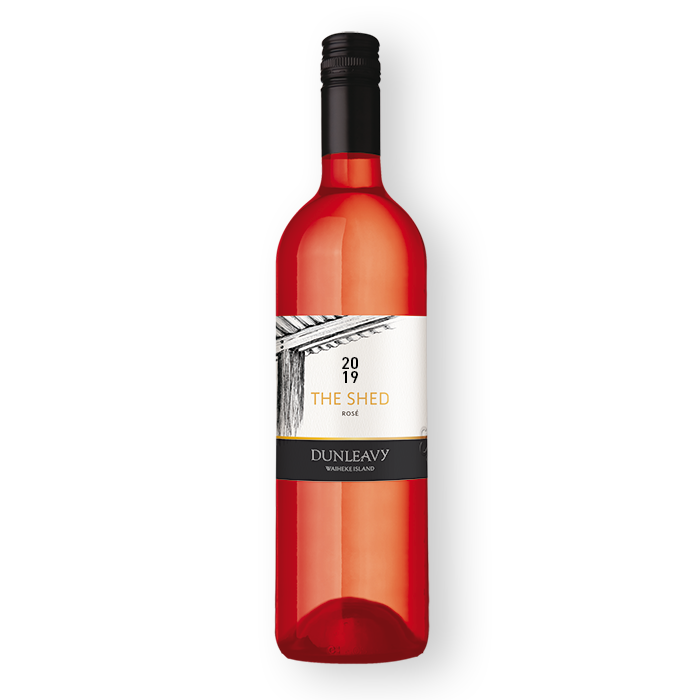 The Shed Rose 2019 bottle